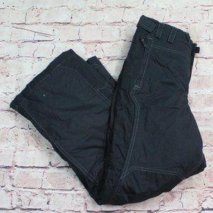 Kid's L.L Bean Snow Pants Insulated Size 12 Black
